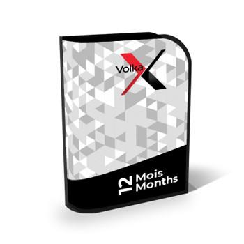 Iptv Volka x Abonnement 12 mois | Officiel Code